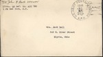 Jack P. Bell World War Two Correspondence #635