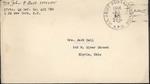 Jack P. Bell World War Two Correspondence #635