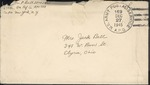 Jack P. Bell World War Two Correspondence #636