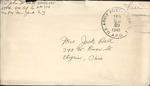Jack P. Bell World War Two Correspondence #637