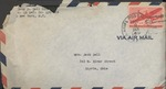 Jack P. Bell World War Two Correspondence #639