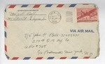 Jack P. Bell World War Two Correspondence #640