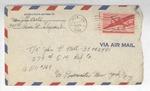 Jack P. Bell World War Two Correspondence #641