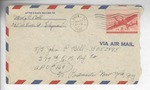 Jack P. Bell World War Two Correspondence #642