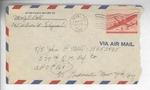 Jack P. Bell World War Two Correspondence #642