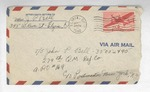 Jack P. Bell World War Two Correspondence #643