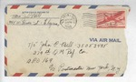 Jack P. Bell World War Two Correspondence #644