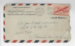 Jack P. Bell World War Two Correspondence #645
