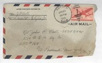 Jack P. Bell World War Two Correspondence #646