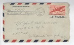 Jack P. Bell World War Two Correspondence #648