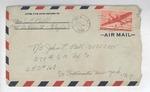 Jack P. Bell World War Two Correspondence #648