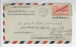 Jack P. Bell World War Two Correspondence #649