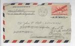 Jack P. Bell World War Two Correspondence #649
