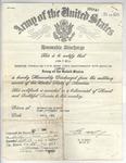 Jack P. Bell World War Two Correspondence #650