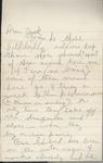 Jack P. Bell World War Two Correspondence #654