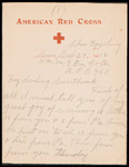 Charles Eggeling First World War Correspondence #04