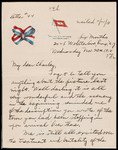 Charles Eggeling First World War Correspondence #11