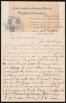 Charles Eggeling First World War Correspondence #12
