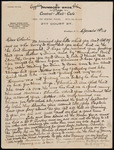 Charles Eggeling First World War Correspondence #13