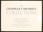 The Chapman Collections by Mary Platt