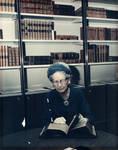 Clara Irvin Chapman, Thurmond Clarke Memorial Library Heritage Room, Chapman College, Orange, California