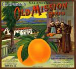 Old Mission Brand orange