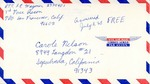 Carole Nelson Vietnam War Correspondence #01 by Larry Wagoner