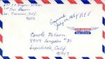 Carole Nelson Vietnam War Correspondence #10 by Larry Wagoner