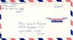 Carole Nelson Vietnam War Correspondence #13 by Larry Wagoner