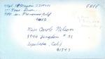 Carole Nelson Vietnam War Correspondence #16