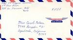 Carole Nelson Vietnam War Correspondence #21 by Larry Wagoner