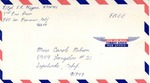 Carole Nelson Vietnam War Correspondence #22