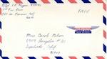 Carole Nelson Vietnam War Correspondence #22 by Larry Wagoner