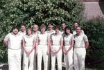 Chapman College graduates who were trainers at 1984 Olympics in Los Angeles, California