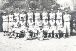 Chapman College baseball team, Orange, California, 1963