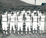Baseball Team, Chapman College, Orange, California, 1966