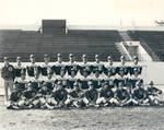 Chapman College baseball team, Orange, California, 1979