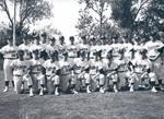 Chapman College Panthers baseball team, Orange, California, 1970