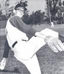 Chapman College baseball team member, Orange, California, 1965