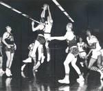 Bob Hamblin [54], Chapman College basketball star player, Orange, California