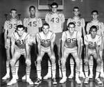 Chapman College Junior Varsity Basketball Team, Orange, California, 1965