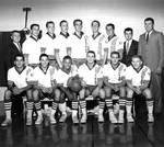 Chapman College Panthers Freshman Basketball Team, Orange, California, 1962