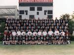 The 1994 football team, Chapman University, Orange, California