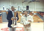 1980 Don Perkins Hall of Fame inductees Bob Hamblin and Leoy Stevens