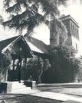Chapman College Chapel, Orange, California