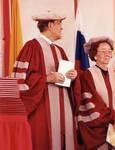 Irvin C. Chapman and Gloria Peterson, 1998