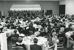 Chapman College Founders Day Scholarship Banquet, Anaheim, California, 1968