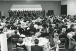 Chapman College Founders Day Scholarship Banquet, Anaheim, California, 1968