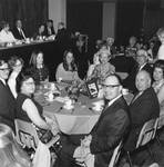 Chapman College Founders Day Banquet, Anaheim, 1973