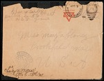 Charles W. Earley First World War Correspondence #1 by Charles W. Earley